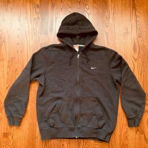 Nike Zip-Up Hoodie, XL